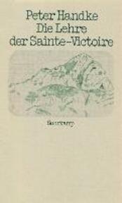 Die Lehre der Sainte-Victoire - Peter Handke (ISBN 9783518030189)
