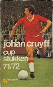 Cup stukken 71/72 - Johan Cruijff
