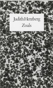 Zoals - Judith Herzberg (ISBN 9789061694373)