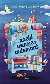 De nachtwensjesautomaat - Nathalie Slosse (ISBN 9789462340244)