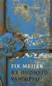 De oudheid van opzij - Fik Meijer (ISBN 9789041404343)