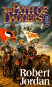 Wheel of time (08): path of daggers - Jordan R (ISBN 9780812550290)