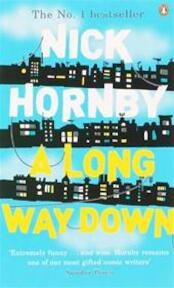 A Long Way Down - Nick Hornby (ISBN 9780141025773)