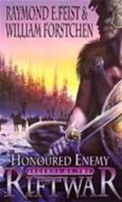 Honoured enemy - Raymond E. Feist, William R. Forstchen (ISBN 9780006483885)