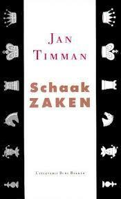 Schaakzaken - Jan Timman (ISBN 9789035109162)