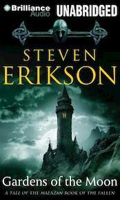 Gardens of the Moon - Steven Erikson (ISBN 9781469225722)