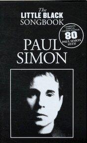 The little Black Song Book - Paul Simon - (ISBN 9781847725899)