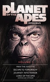 Planet of the Apes Omnibus - (ISBN 9781785653933)