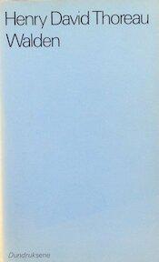 Walden - Henry David Thoreau (ISBN 9789064530074)