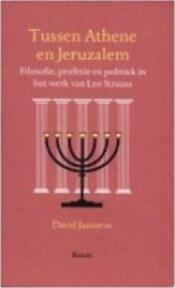 Tussen Athene en Jeruzalem - D. Janssens (ISBN 9789053526286)