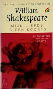 Mijn liefde is een koorts - William Shakespeare, Peter Verstegen (ISBN 9789041701688)