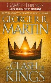 Song of ice and fire (2): a clash of kings - Martin G (ISBN 9780553579901)