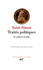Traités politiques et autres écrits - Saint-Simon (ISBN 9782070113705)