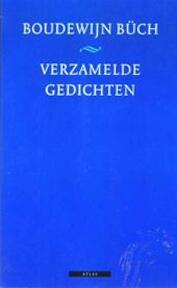Verzamelde gedichten - Boudewijn Büch (ISBN 9789025405038)