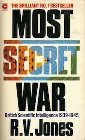 Most Secret War - Reginald Victor Jones (ISBN 9780340241691)