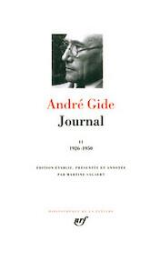 Journal: 1926 - 1950 - André Gide (ISBN 2070113965)