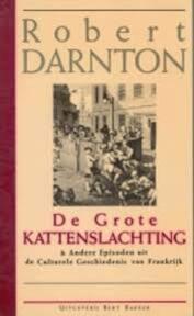 Grote kattenslachting - Darnton (ISBN 9789035102996)