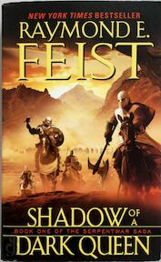 Shadow of a Dark Queen - Raymond E. Feist (ISBN 9780380720866)