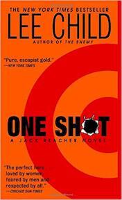 One Shot - Lee Child (ISBN 9780440241027)
