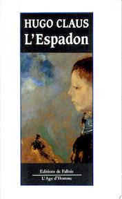 L'espadon - Hugo Claus (ISBN 9782877060370)