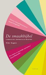 De Smaakbijbel - Niki Segnit (ISBN 9789057594434)
