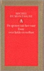 De sporen van het vuur - M. de Montaigne (ISBN 9789025333874)