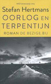 Oorlog en terpentijn - Stefan Hertmans (ISBN 9789023494676)