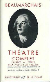 Théâtre complet - Beaumarchais