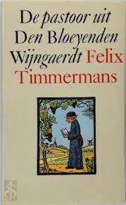 Pastoor uit den bloeyenden wyngaerd - Timmermans (ISBN 9789002145957)