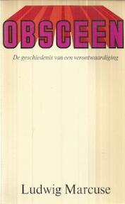 Obsceen - Ludwig Marcuse, J. Polak-siliava