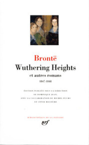 Wuthering Heights et autres romans - Brontë (ISBN 2070114945)