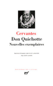 Don Quichotte – Nouvelles exemplaires - Cervantes (ISBN 9782070101184)