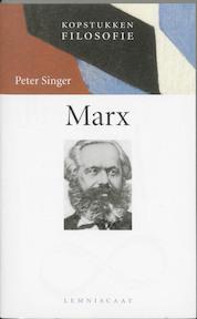 Marx - Peter Singer (ISBN 9789056372378)