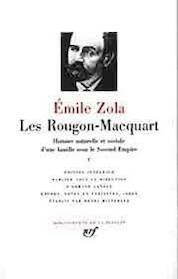 Les Rougon-Macquart - Tome V - Emile Zola (ISBN 9782070105939)