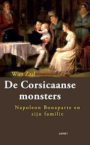 De Corsicaanse monsters - Wim Zaal (ISBN 9789461531940)