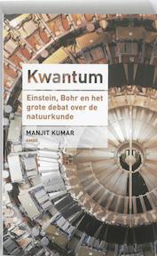 Kwantum - Manjit Kumar (ISBN 9789026321368)