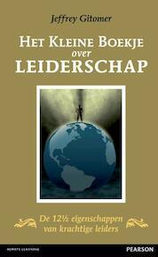 Het kleine boekje over leiderschap - Jeffrey Gitomer (ISBN 9789043027113)