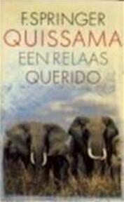 Quissama - F. Springer (ISBN 9789021482828)
