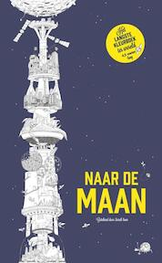 Naar de maan Het langste kleurboek ter wereld (ISBN 9789068686968)