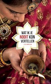 Wat ik je nooit kon vertellen - Lies Ameeuw (ISBN 9789463380973)