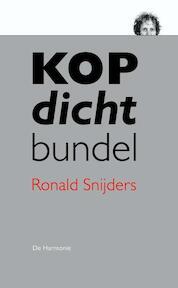 KOPdichtbundel - Ronald Snijders (ISBN 9789463360104)