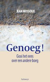 Genoeg! - Jean Mossoux (ISBN 9085283698)