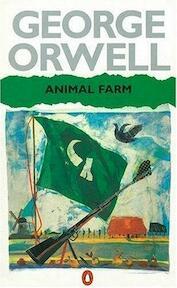 Animal farm - George Orwell (ISBN 9780140126709)