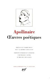 Oeuvres poétiques - Apollinaire