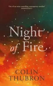 Night of Fire - Colin Thubron (ISBN 9780701183813)