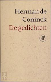 De gedichten - Herman De Coninck (ISBN 9789029509480)