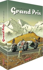 Grand Prix (box deel 1-3) - Marvano (ISBN 9789085583448)