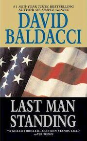 Last Man Standing - David Baldacci (ISBN 9780446611770)