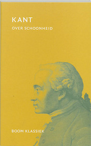 Over schoonheid - I. Kant (ISBN 9789053527849)