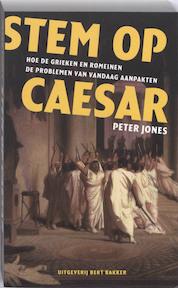 Stem op Caesar - Peter Jones (ISBN 9789035133938)